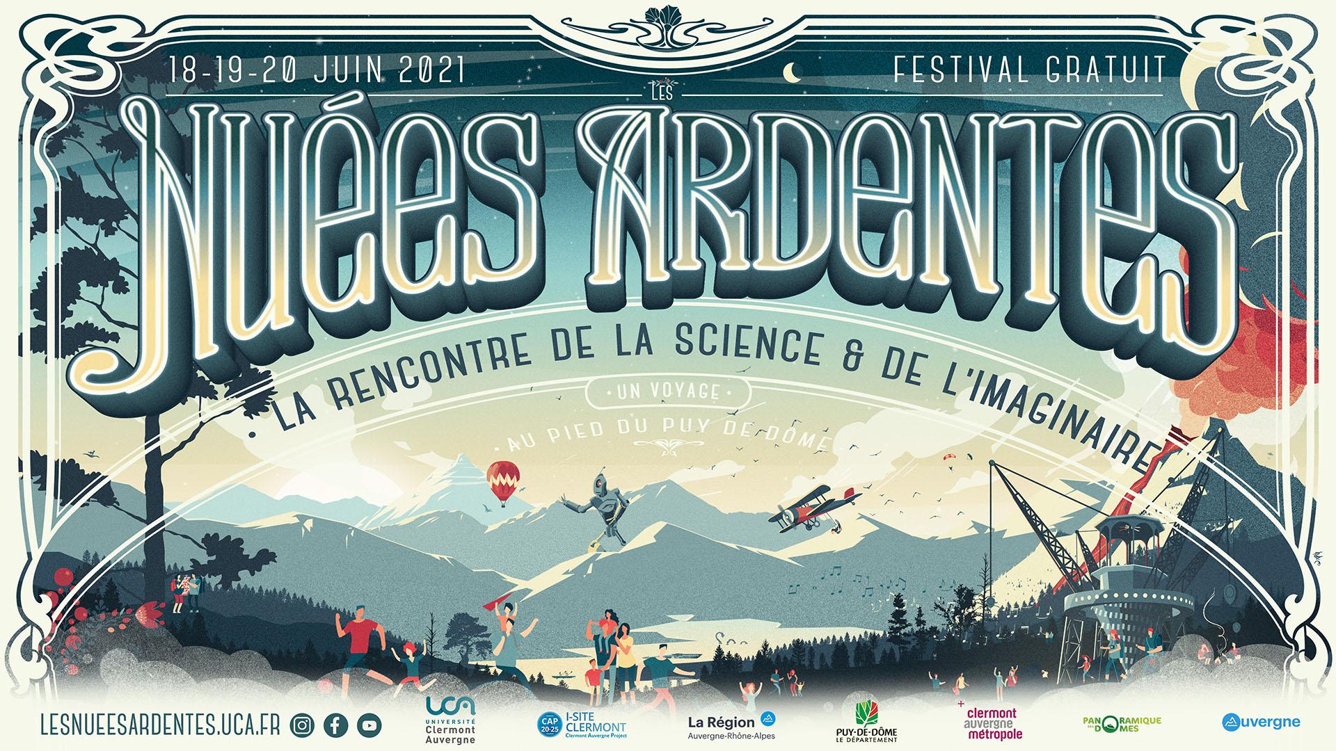 [SUR PLACE] Les Nuées Ardentes @ Maison du Site du Panoramique des Dômes | Orcines | Auvergne-Rhône-Alpes | France