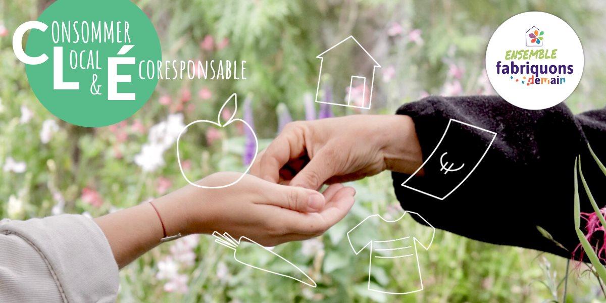 """Parcours """"CLÉ : Consommer Local & Écoresponsable"""" #2 @ Événement en ligne"""
