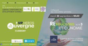Upheros Clermont-Ferrand septembre économie circulaire @ La goguette | Clermont-Ferrand | Auvergne-Rhône-Alpes | France