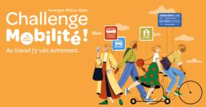 Challenge Mobilité Auvergne-Rhône-Alpes @ AUVERGNE RHÔNE ALPES