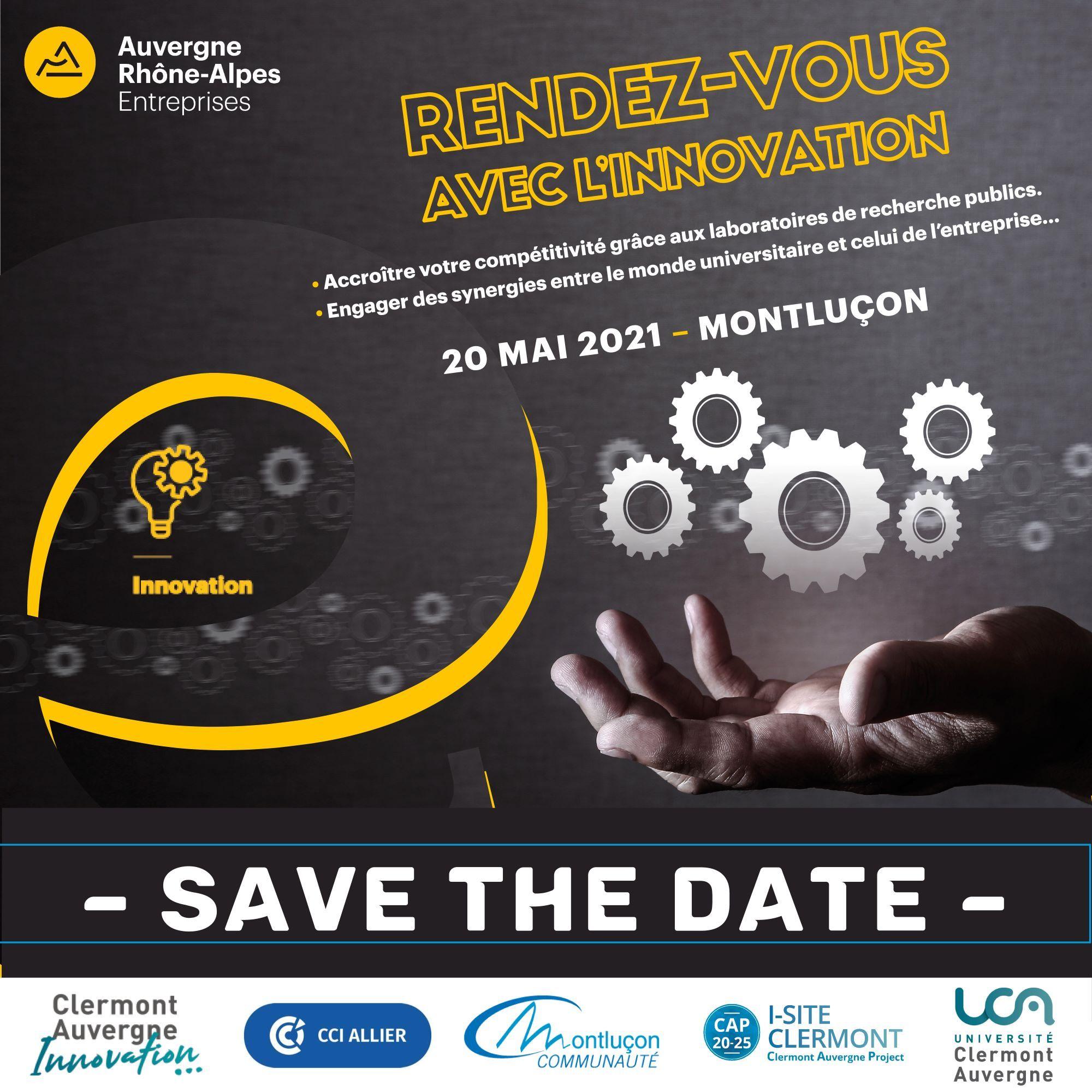 [EN LIGNE] Rendez-vous avec l'innovation @ Lycée Paul Constans | Montluçon | Auvergne-Rhône-Alpes | France