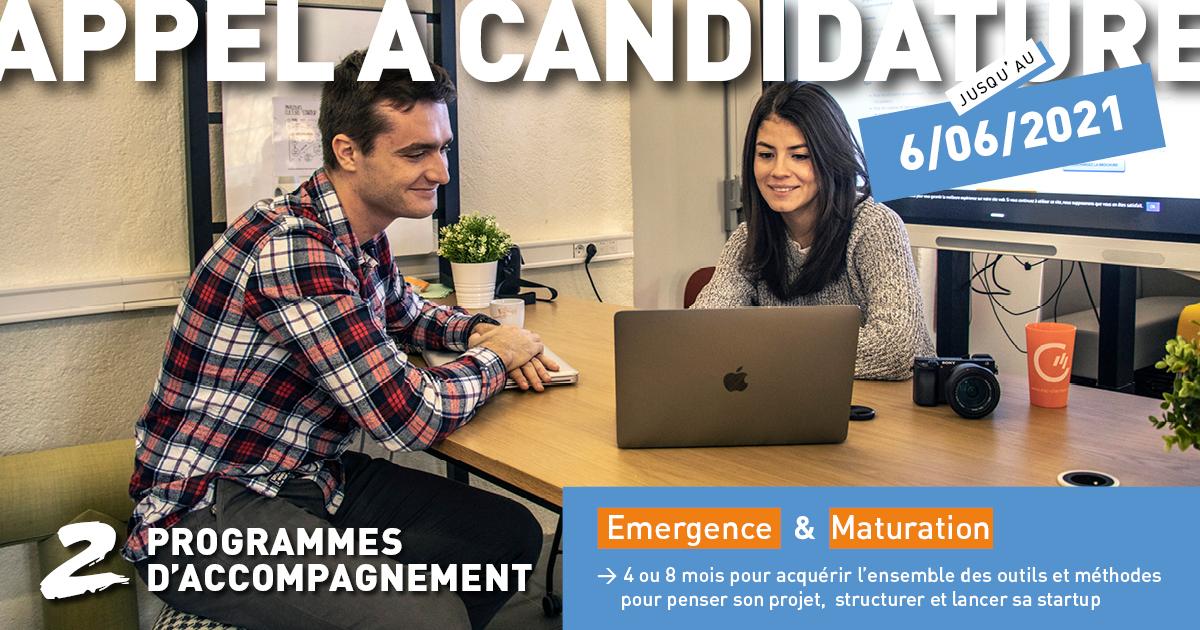 Rejoignez la prochaine promotion d'incubés SquareLab ! @ SQUARELAB | Clermont-Ferrand | Auvergne-Rhône-Alpes | France