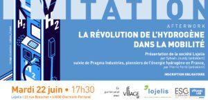 [SUR PLACE] AFTERWORK SQUARELAB - LA RÉVOLUTION DE L'HYDROGÈNE DANS LA MOBILITÉ @ Lojelis | Clermont-Ferrand | Auvergne-Rhône-Alpes | France