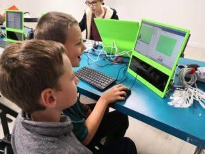 Initiation Code Informatique enfants 7 à 14ans - Stage de Pâques @ Epicentre Factory