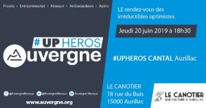 Uphéros Aurillac @ Le Canotier   Aurillac   Auvergne-Rhône-Alpes   France