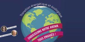 Conférence sur la Transition énergétique et écologique @ Polydôme | Clermont-Ferrand | France