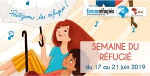 Projections et conférence - La semaine du réfugié @ Espace multimédia Georges Conchon | Clermont-Ferrand | Auvergne-Rhône-Alpes | France