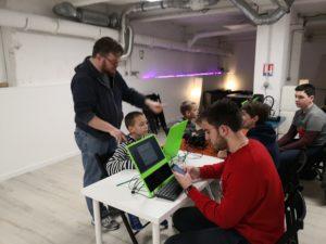 Stage d'initiation au codage pour enfants de 6 à ± 10 ans @ Epicentre Factory