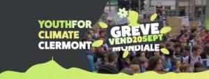 Grève des Jeunes pour le Climat #4 @ Clermont-Ferrand | Auvergne-Rhône-Alpes | France