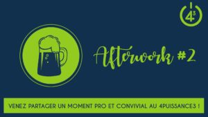 Afterwork #2 @ Cowork 4puissance3 | Monistrol-sur-Loire | France