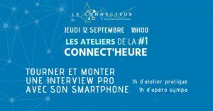 Connect Heure @ CCI Puy-de-Dôme | Clermont-Ferrand | Auvergne-Rhône-Alpes | France