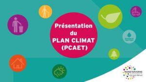Présentation du Plan Climat (PCAET) @ Espace Pasteur | Saint-Amant-Tallende | Auvergne-Rhône-Alpes | France