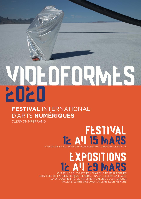 VIDÉOFORMES 2020 @ Maison de la Culture | Clermont-Ferrand | Auvergne-Rhône-Alpes | France