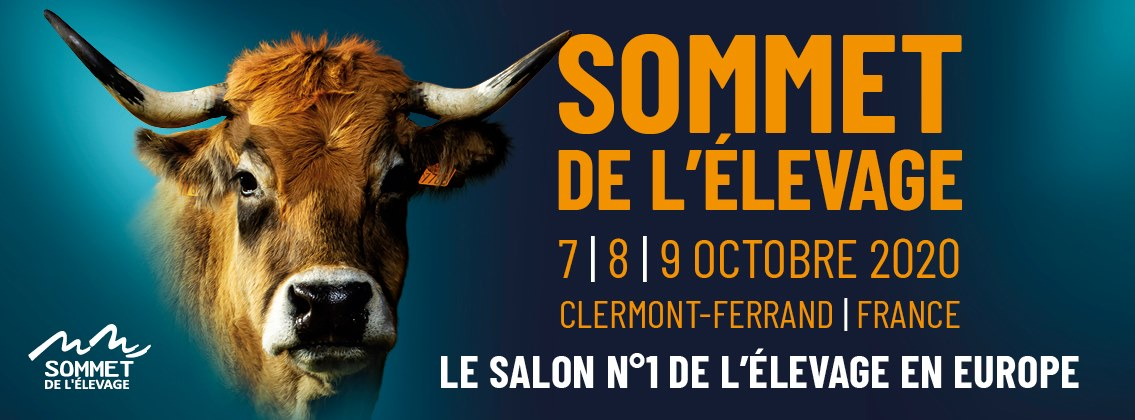 Sommet de l'Élevage 2020 @ Grande Halle d'Auvergne | Cournon-d'Auvergne | Auvergne-Rhône-Alpes | France