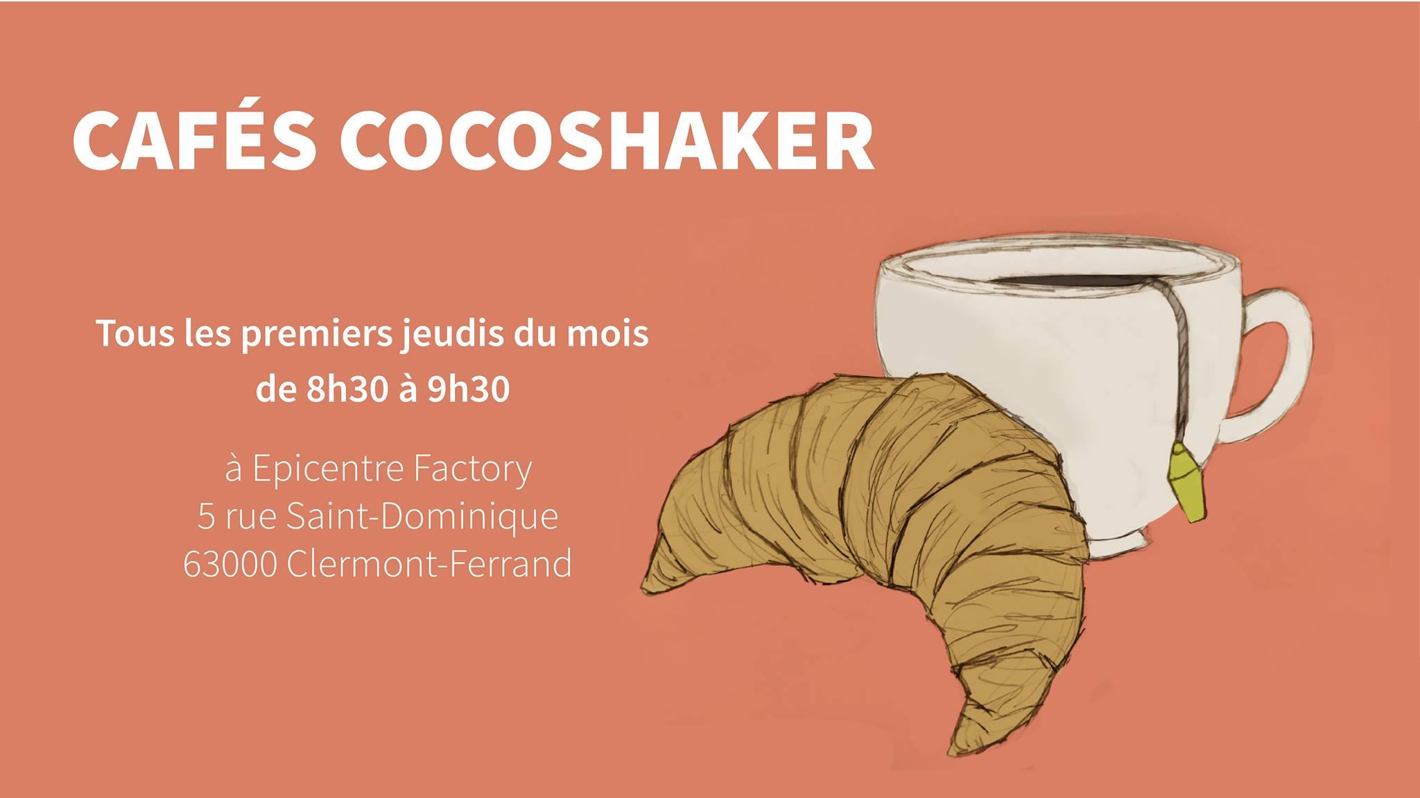Cafés CoCoShaker @ Epicentre Factory