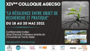 [SUR PLACE] Colloque AGECSO - DE LA RÉSILIENCE ENTRE OBJET DE RECHERCHE ET PRATIQUE RÉFLEXIVE @ LAC CHAMBON | Murol | Auvergne-Rhône-Alpes | France