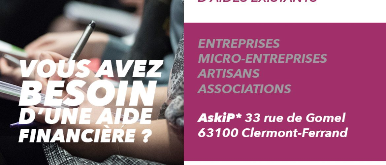 Formation Exemple #1 @ ASKIP | Clermont-Ferrand | Auvergne-Rhône-Alpes | France