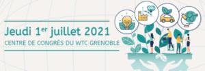 """[SUR PLACE] 24e édition du Forum 5i autour de la thématique """"Le Monde d'Après"""" @ WTC GRENOBLE   Grenoble   Auvergne-Rhône-Alpes   France"""
