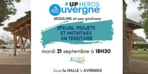 [SUR PLACE] Upheros Moulins et environs Septembre 2021 @ Halle   Avermes   Auvergne-Rhône-Alpes   France