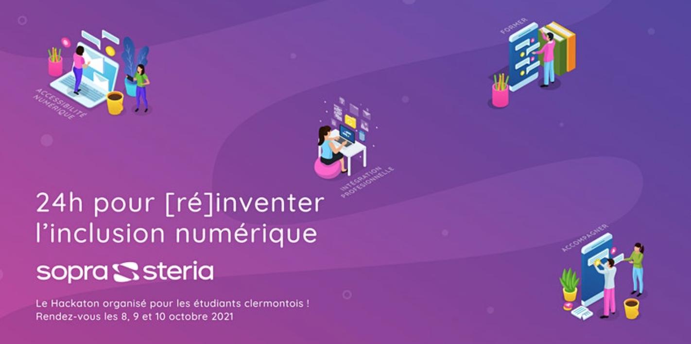 [SUR PLACE] Hackathon In'Auvergne 2021 @ IAE - CLERMONT FERRAND   Clermont-Ferrand   Auvergne-Rhône-Alpes   France