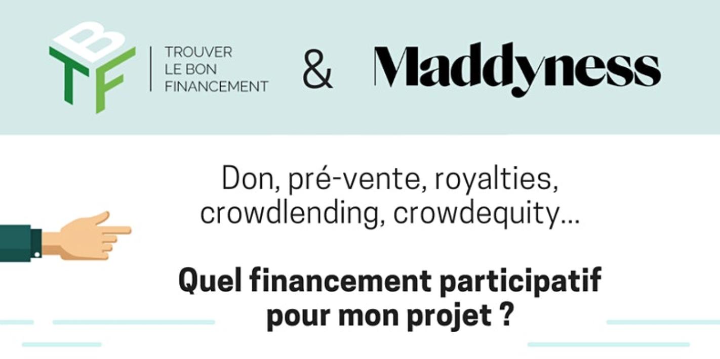 """[EN LIGNE] Webinar """"Intégrer le crowdfunding à mon plan de financement, même en B2B !"""" @ EN LIGNE"""