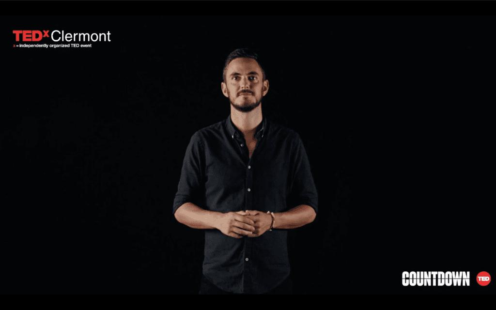 Thomas Crowther démontre que les arbres sont vitaux pour la planète et notre survie lors du dernier TedxClermont Countdown