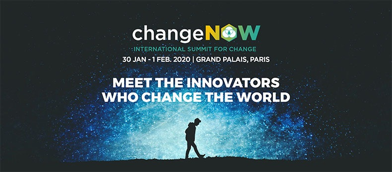 ChangeNOW 2020 - International summit for change @ Grand Palais - RMN (Officiel) | Paris | Île-de-France | France