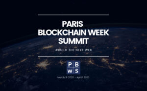 PBWS - Paris Blockchain Week Summit 2020 @ Station F | Paris | Île-de-France | France