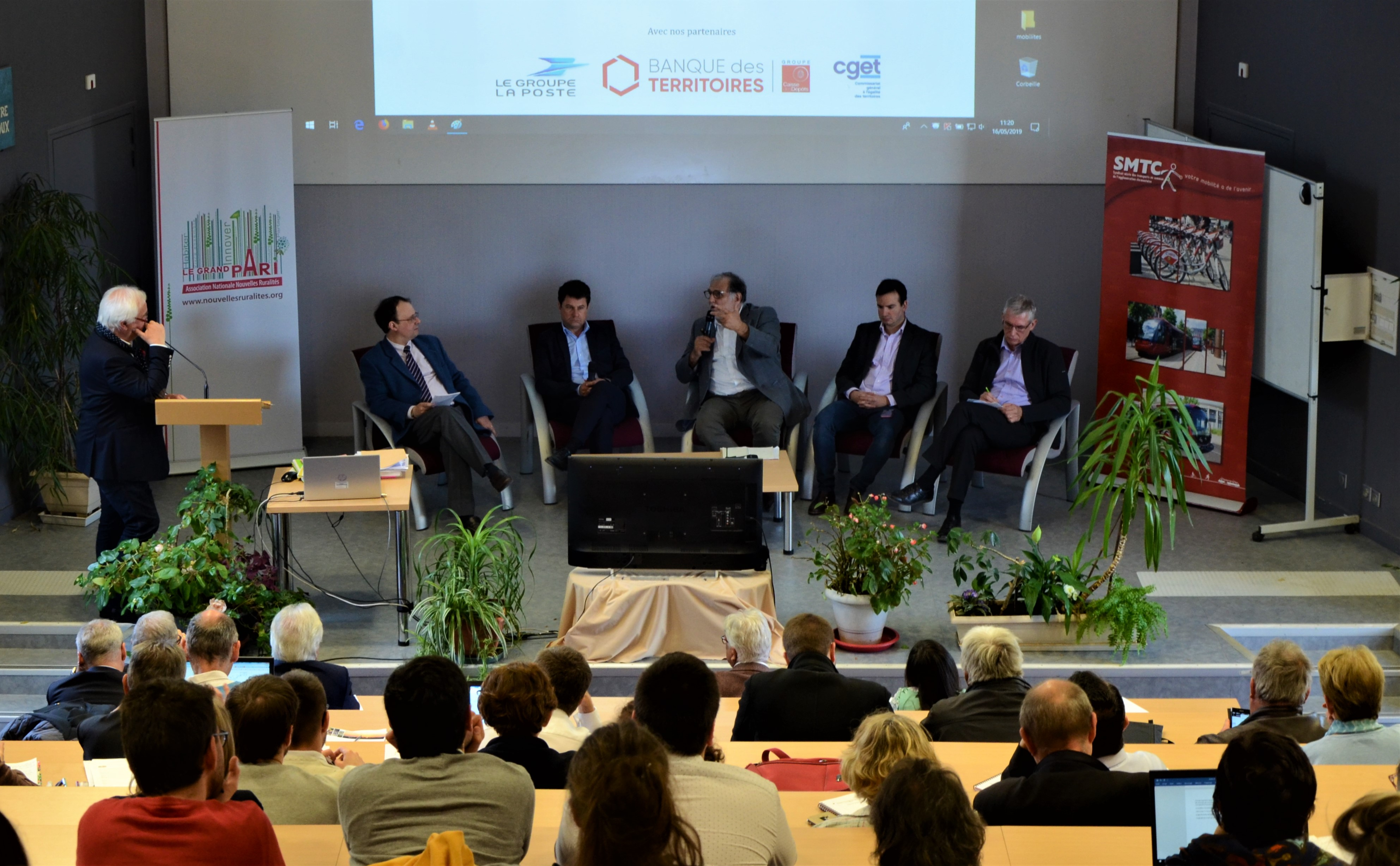 Table ronde covoiturage, Colloque 16/05/19 Vetagrosup