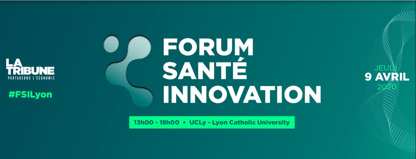 FORUM SANTÉ INNOVATION @ UCLy - Université Catholique de Lyon | Lyon | Auvergne-Rhône-Alpes | France