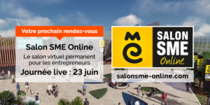 Salon SME Online, le salon virtuel permanent pour les entrepreneurs @ Événement en ligne
