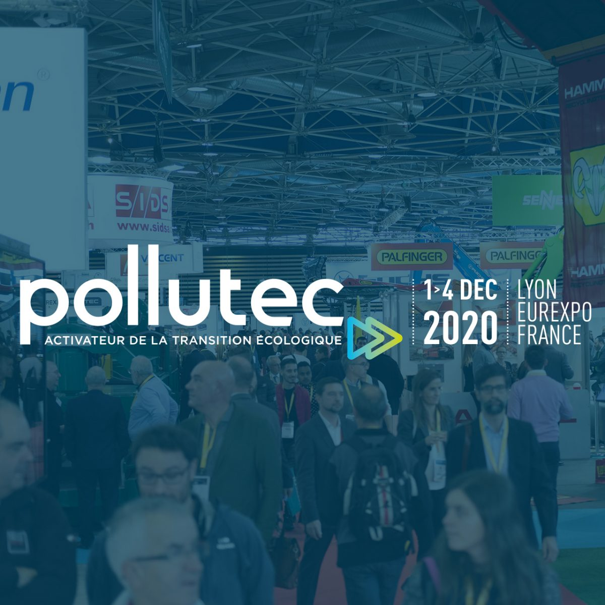 [REPORTÉ] Salon Pollutec 2020 @ Parc des Expositions EUREXPO LYON | Chassieu | Auvergne-Rhône-Alpes | France