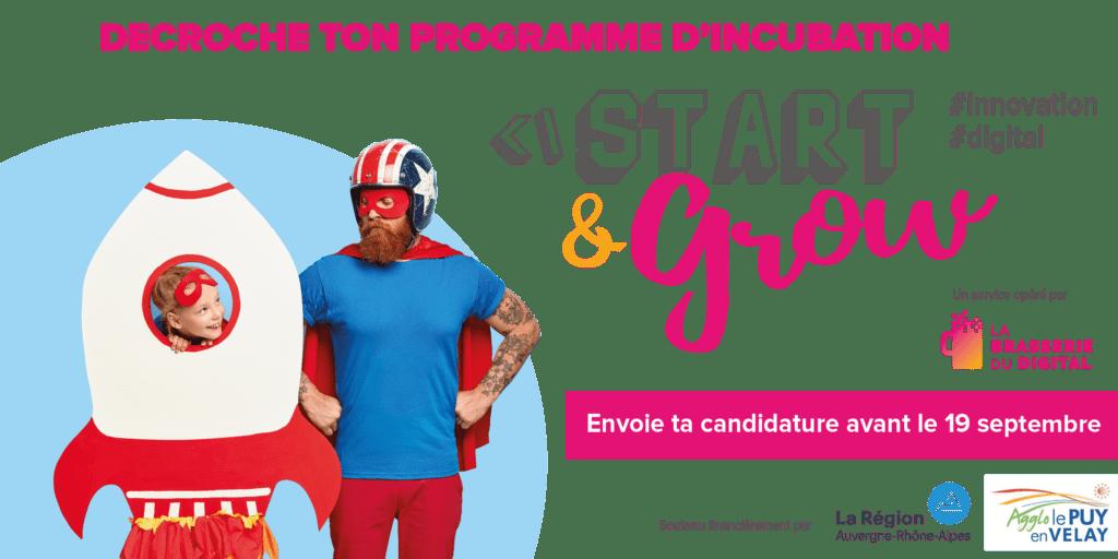 Start & Grow Brasserie du Digital