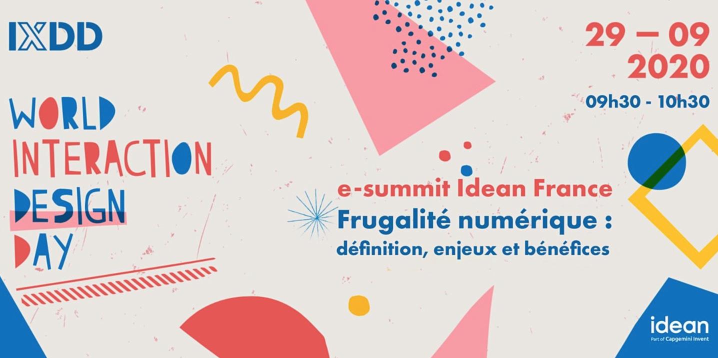 e-summit - Frugalité numérique : définition, enjeux et bénéfices