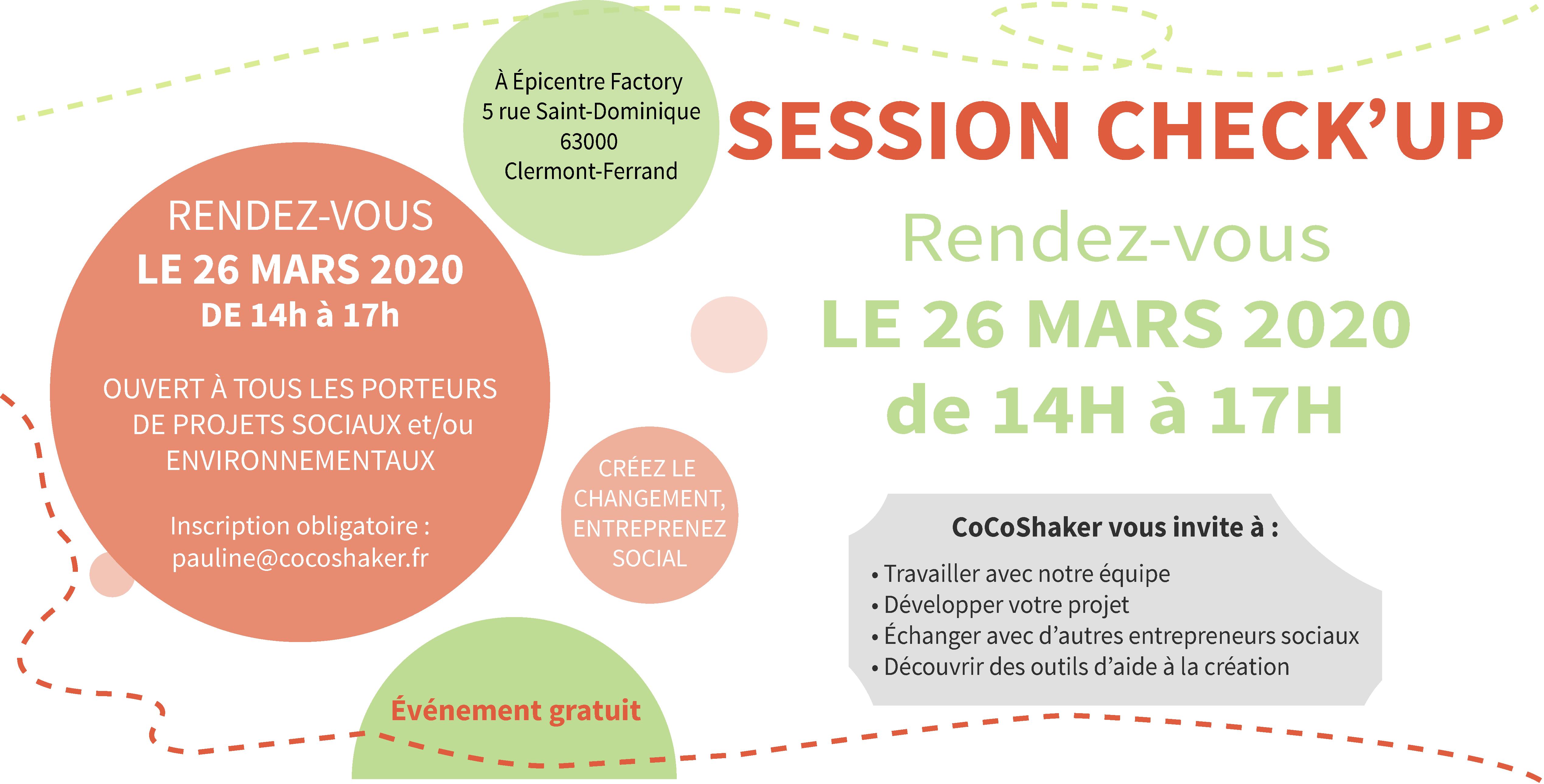 Session Check'Up @ Epicentre Factory   Paris   Île-de-France   France