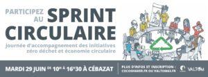 """[PRÉSENTIEL] Sprint circulaire 3ème édition """"Entrepreneuriat et économie circulaire"""" @ Siège social Picture Organic Clothing   Cébazat   Auvergne-Rhône-Alpes   France"""