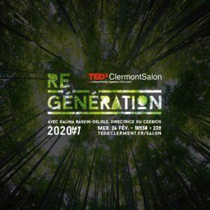 TEDxClermontSalon 2020#1 : Biomimétisme et Bio-Inspiration @ Clermont-Ferrand | Clermont-Ferrand | Auvergne-Rhône-Alpes | France