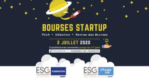Bourses Startup !