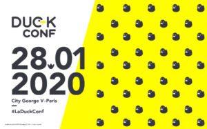 Duck Conf 2020 – La Conf Tech by OCTO Technology @ City George V | Paris | Île-de-France | France