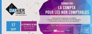 FORMATION PRO : LA COMPTA POUR LES NON COMPTABLES ! @ Pépinière de Mai
