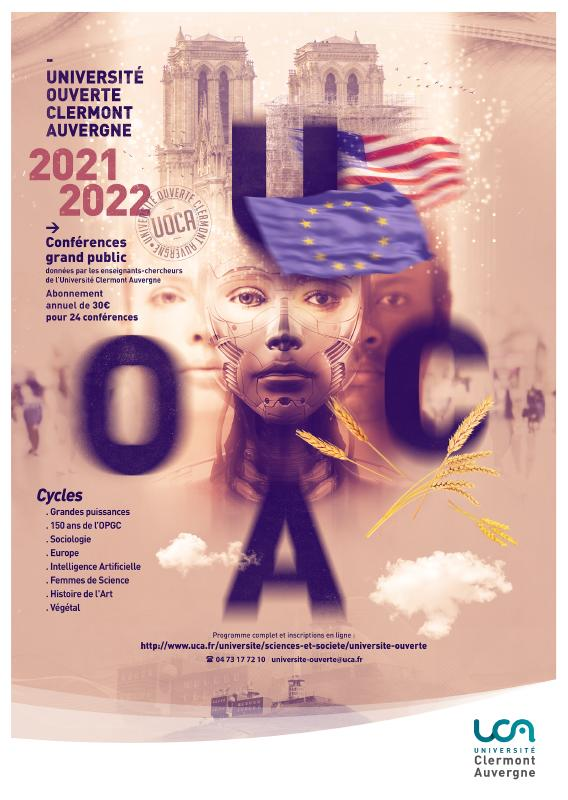 [PHYGITAL] Université Ouverte - Cycle 5 : intelligence artificielle
