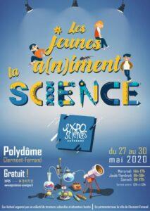 Exposciences 2020 @ Polydôme | Clermont-Ferrand | Auvergne-Rhône-Alpes | France