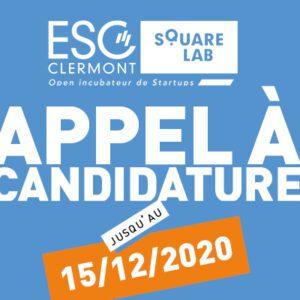 Appel à candidature SquareLab