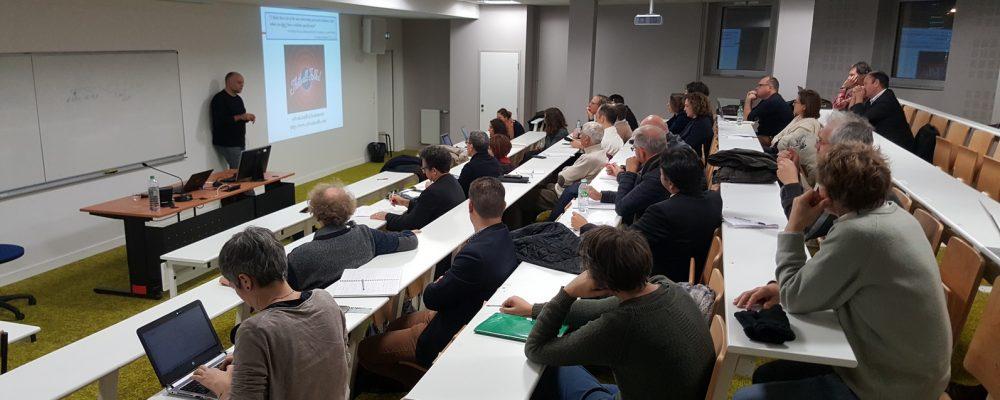 Compte-rendu / Open Lab «Les Projets Exploratoires» du 4/12/17