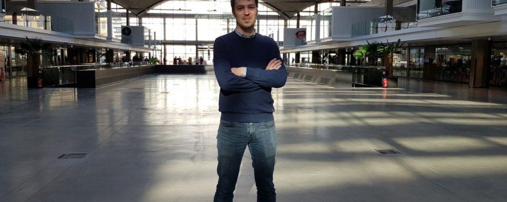 Reportage / Visite de Station F avec Gaspard Vorilhon