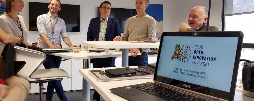 Reportage / Nouvelles saisons au Club Open Innovation