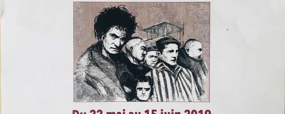 Exposition «Claude Lanzmann & Shoah – hommage, mémoires, histoires»