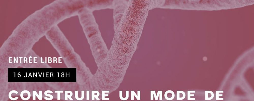 After Sciences #1 : la bio-tech pour un mode de vie durable