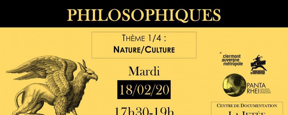 Courts-Metrages Philosophiques 1/4 – Nature / Culture