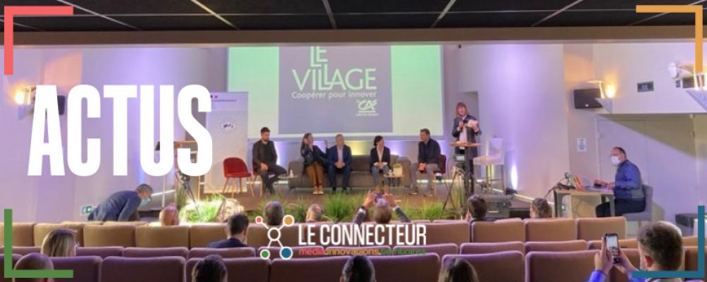 [Actus] Promo #2 Village by CA Centre France Accélérateur de Start Up